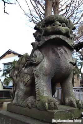 松本天祖神社(江戸川区松本)19