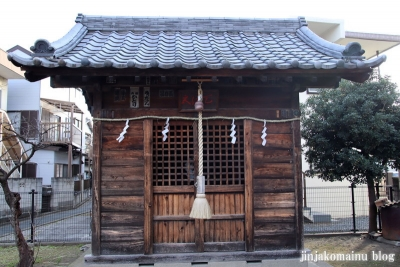 本一色北野神社(江戸川区本一色)3