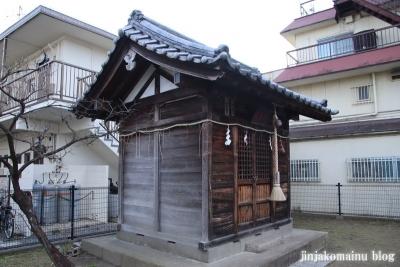 本一色北野神社(江戸川区本一色)4