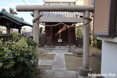 新小岩八坂神社(葛飾区新小岩3