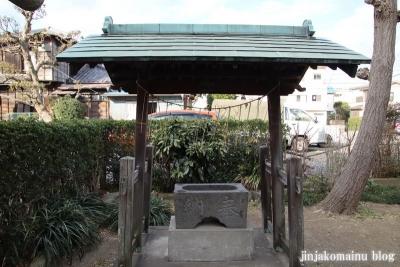 新小岩八坂神社(葛飾区新小岩4