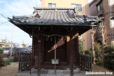 新小岩八坂神社(葛飾区新小岩5