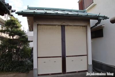 新小岩八坂神社(葛飾区新小岩7