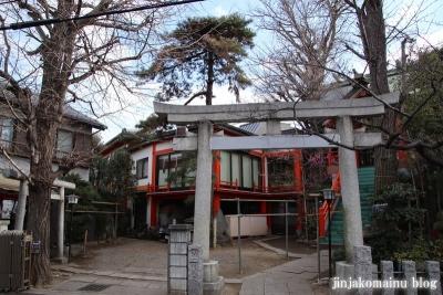 於玉稲荷神社(葛飾区新小岩)1