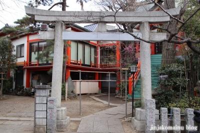 於玉稲荷神社(葛飾区新小岩)2