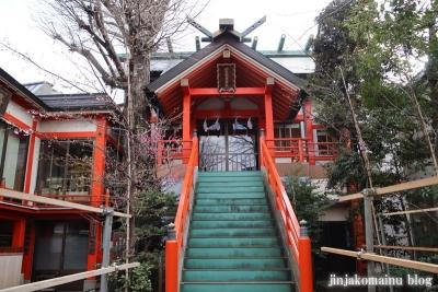 於玉稲荷神社(葛飾区新小岩)5