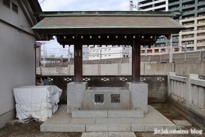 下小松天祖神社(葛飾区新小岩)6