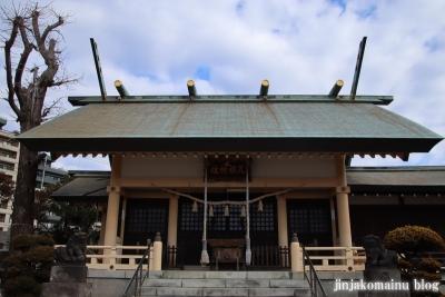 下小松天祖神社(葛飾区新小岩)7
