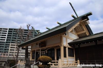 下小松天祖神社(葛飾区新小岩)9