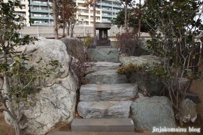 下小松天祖神社(葛飾区新小岩)11