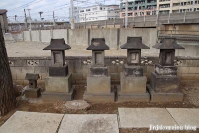 下小松天祖神社(葛飾区新小岩)12