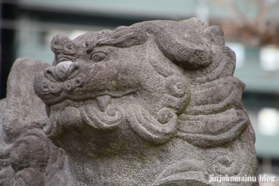下小松天祖神社(葛飾区新小岩)24