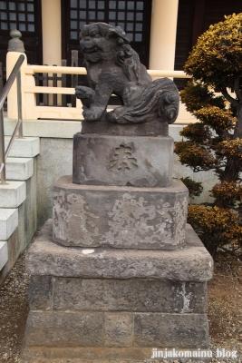 下小松天祖神社(葛飾区新小岩)27