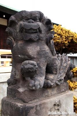 下小松天祖神社(葛飾区新小岩)28