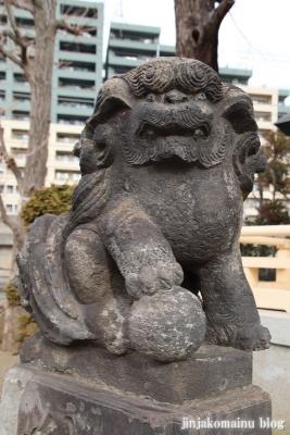 下小松天祖神社(葛飾区新小岩)32