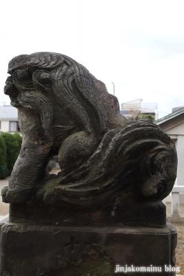 下小松天祖神社(葛飾区新小岩)33