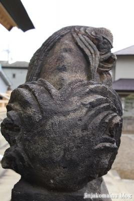 下小松天祖神社(葛飾区新小岩)34