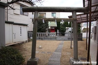 水神社(江戸川区上一色町)1