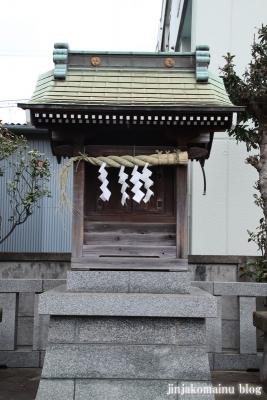 日枝神社(江戸川区上一色町)4