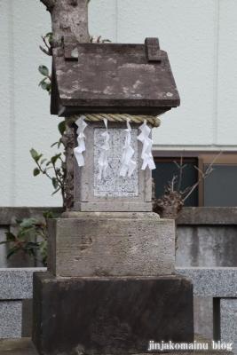 日枝神社(江戸川区上一色町)5