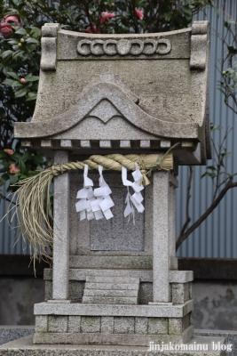 日枝神社(江戸川区上一色町)6
