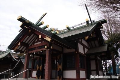 上小松天祖神社(葛飾区東新小岩)9