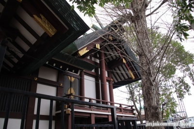 上小松天祖神社(葛飾区東新小岩)10