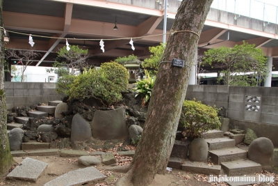 上小松天祖神社(葛飾区東新小岩)13