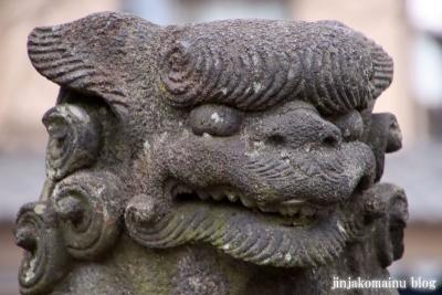 上小松天祖神社(葛飾区東新小岩)26
