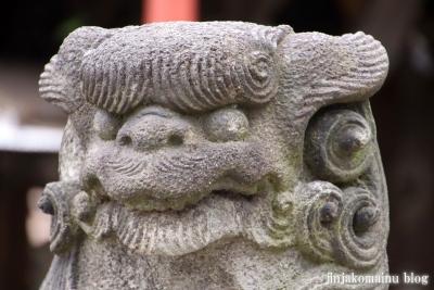 上小松天祖神社(葛飾区東新小岩)27