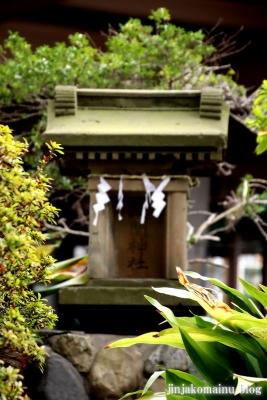 上小松天祖神社(葛飾区東新小岩)14