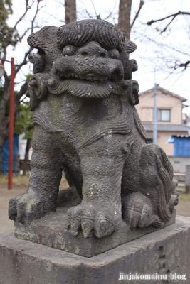 上小松天祖神社(葛飾区東新小岩)18