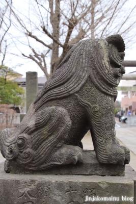 上小松天祖神社(葛飾区東新小岩)19