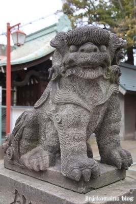 上小松天祖神社(葛飾区東新小岩)22