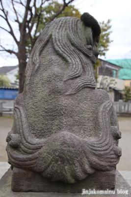 上小松天祖神社(葛飾区東新小岩)24
