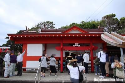 射楯兵主神社(釜蓋神社)(南九州市頴娃町別府)9