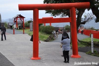 竜宮神社(指宿市山川岡児ケ水)3