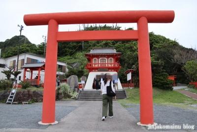 竜宮神社(指宿市山川岡児ケ水)8