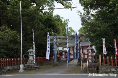 指宿神社(指宿市東方)1