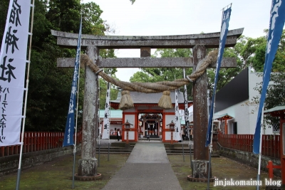 指宿神社(指宿市東方)3