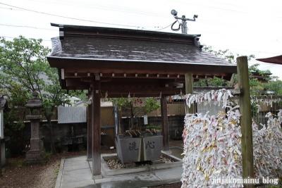 天御中主神社(鹿児島市宇宿)2