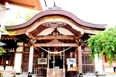 天御中主神社(鹿児島市宇宿)4