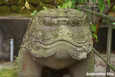 天御中主神社(鹿児島市宇宿)18