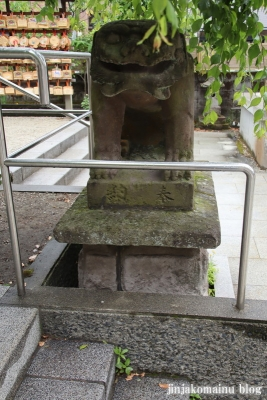 天御中主神社(鹿児島市宇宿)8