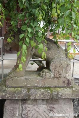 天御中主神社(鹿児島市宇宿)10