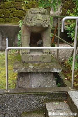 天御中主神社(鹿児島市宇宿)12