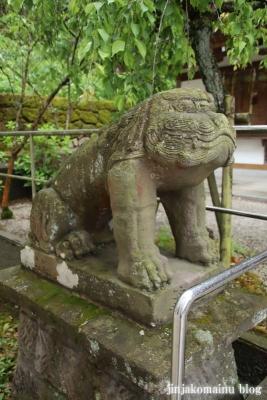 天御中主神社(鹿児島市宇宿)13