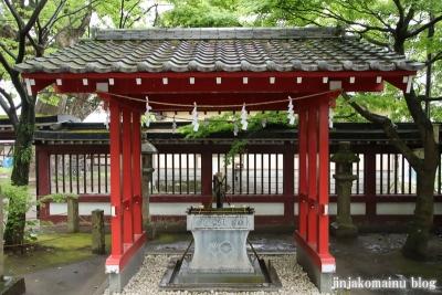 鹿児島神社(鹿児島市草牟田)5