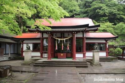 鹿児島神社(鹿児島市草牟田)6