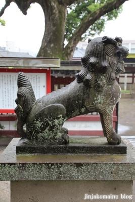 鹿児島神社(鹿児島市草牟田)12